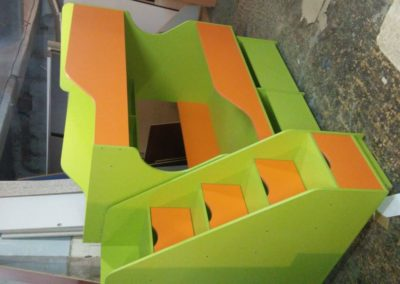 Мебель в детскую на заказ 1