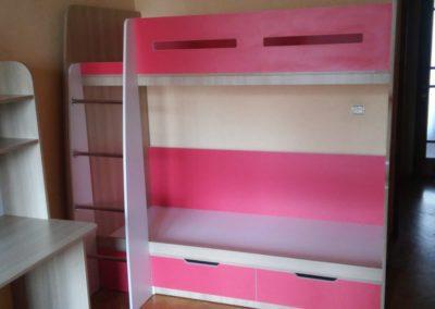 Мебель в детскую на заказ 4