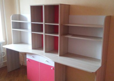 Мебель в детскую на заказ 5