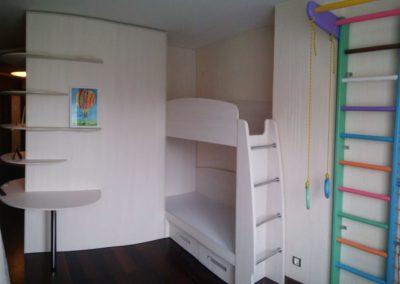 Мебель в детскую на заказ 6