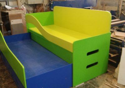 Мебель в детскую на заказ 3