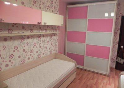 Мебель в детскую на заказ 10