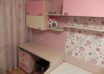 Мебель в детскую на заказ 7