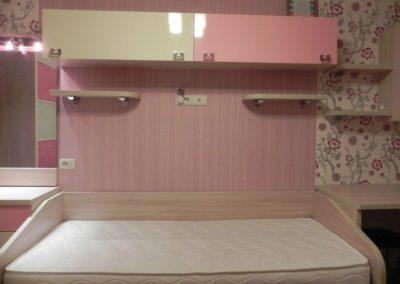 Мебель в детскую на заказ 8