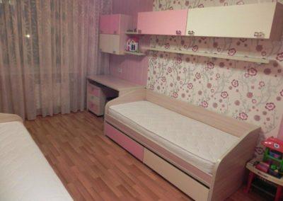 Мебель в детскую на заказ 9