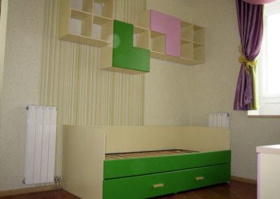 Мебель в детскую на заказ 13