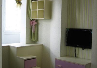 Мебель в детскую на заказ 15