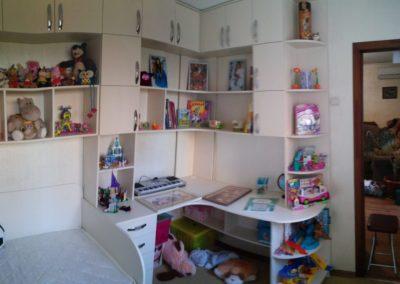 Мебель в детскую на заказ 17