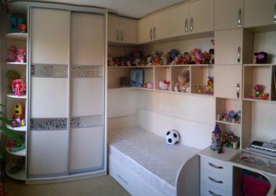 Мебель в детскую на заказ 18