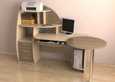 Компьютерный стол на заказ 3