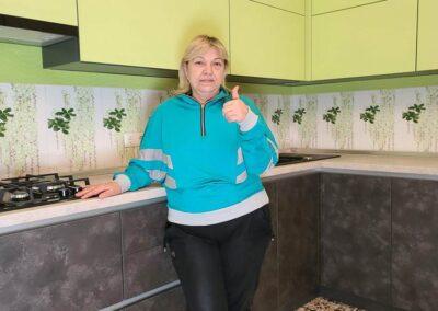 Кухня из МДф под заказ в Одессе